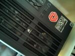 i7 4790k, RAID 1 of 3TB drives, 120 GB SSD, GTX 780Ti, 32 GB 1600 Mhz DDR3, 750W PSU. Case is Corsair Air 540